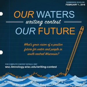 Our Waters Our Future: Writing Contest